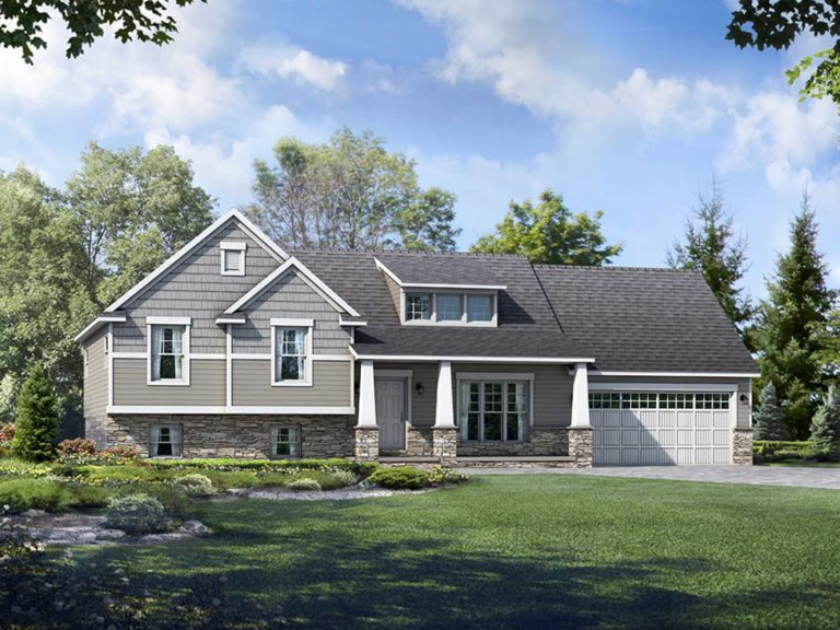 Floor Plans Custom Built Homes With 2 Car Garages Wayne Homes
