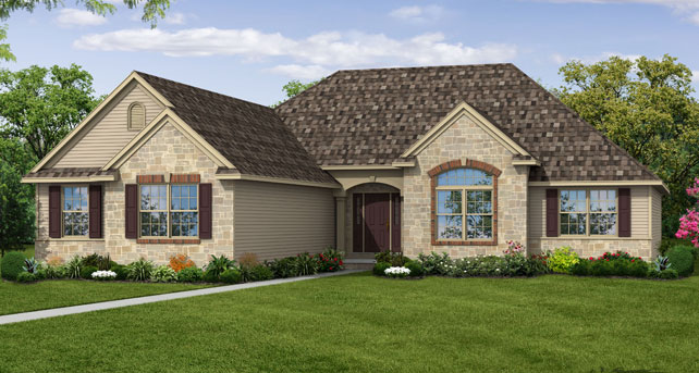 See Why The Camden Is A Homeowner Favorite – Wayne Homes Floor Plans