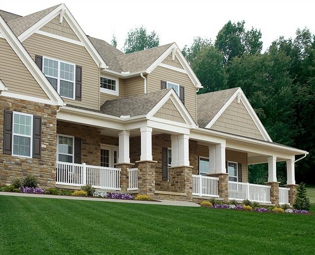 Custom Craftsman Home Plans Home Plan