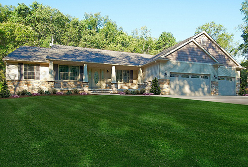 Michigan New Homes: 1 Family, 1 Location, 2 Open House