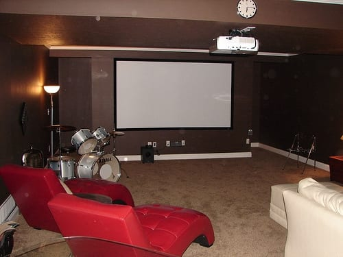Media Room Design Ideas For Design Ideas