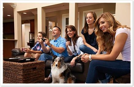 Sterett Family Living Room
