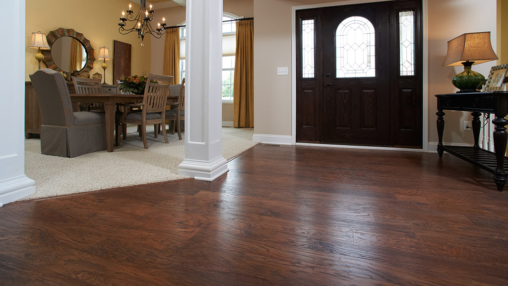 Custom Laminate Flooring That Wows Wayne Homes Blog