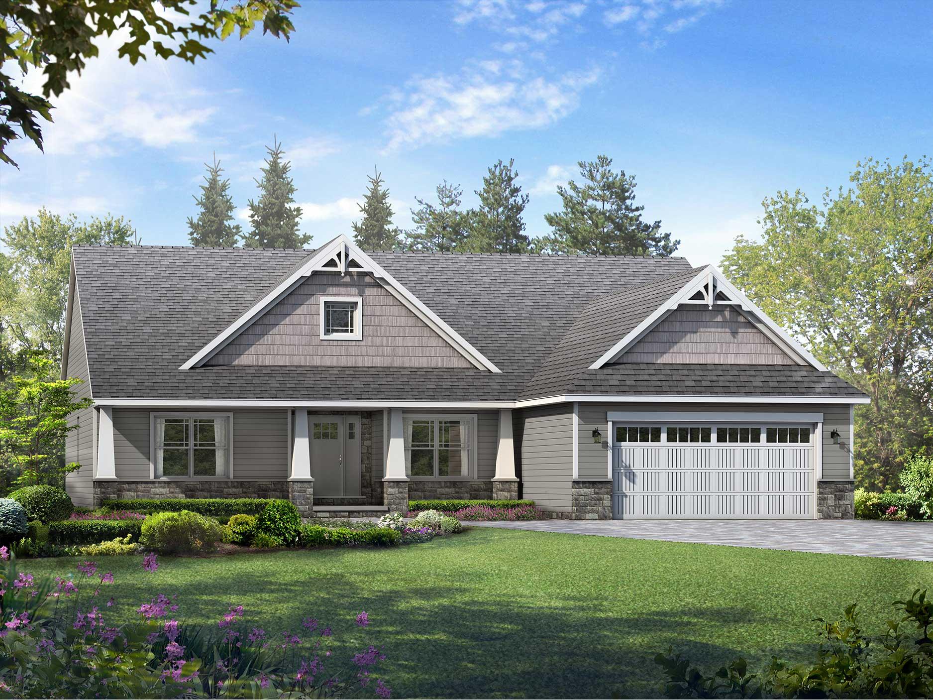 Westport wayne homes for Westport homes ranch floor plans