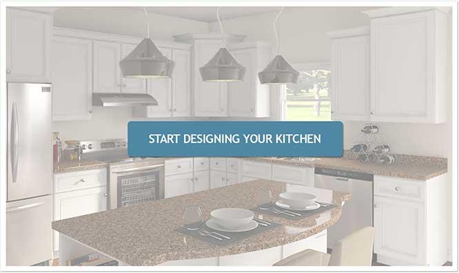 Custom Home Kitchen Design Tool Wayne Homes