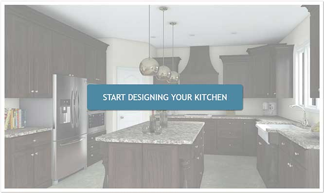 Custom Home Kitchen Design Tool | Wayne Homes