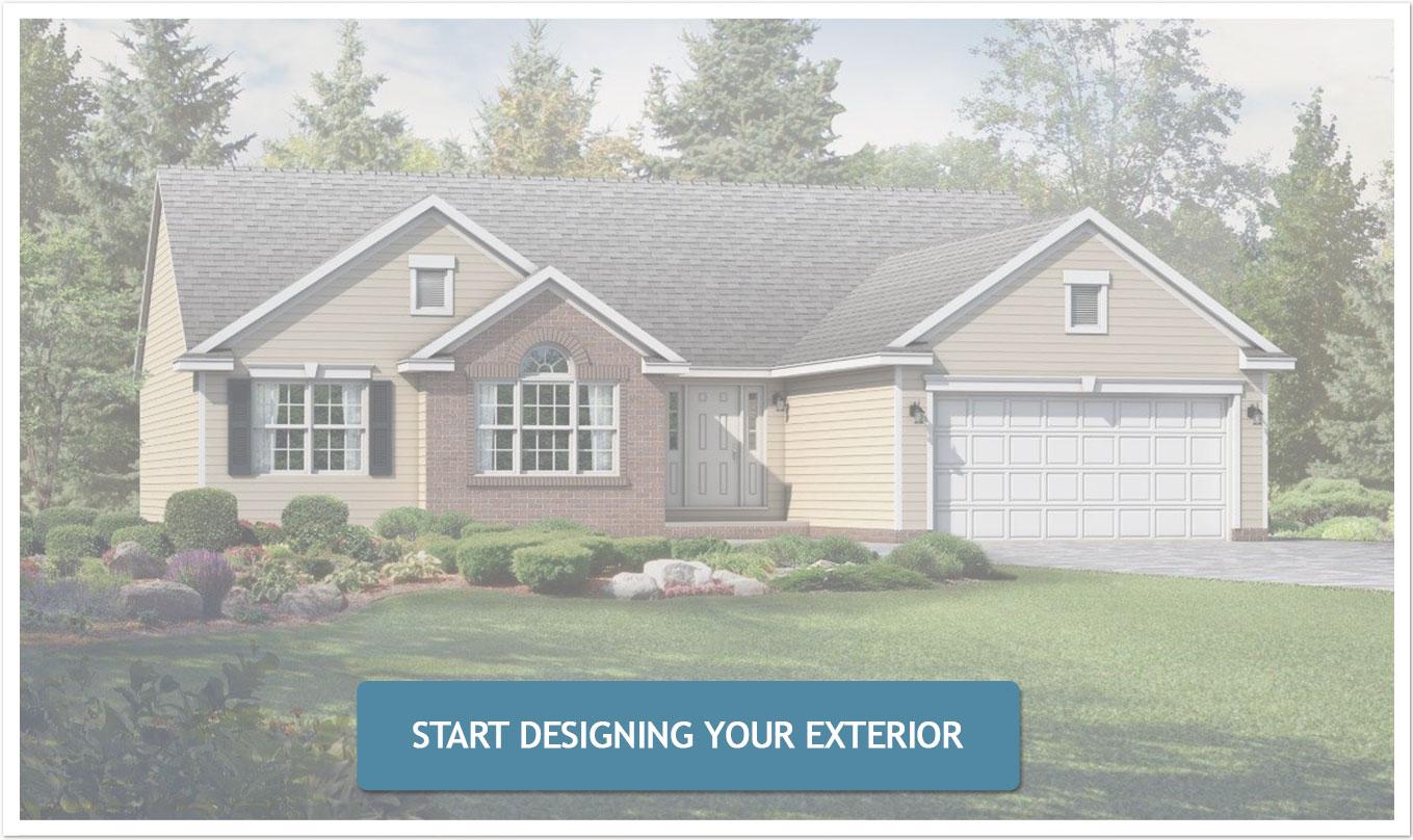 Exterior Designer | Wayne Homes