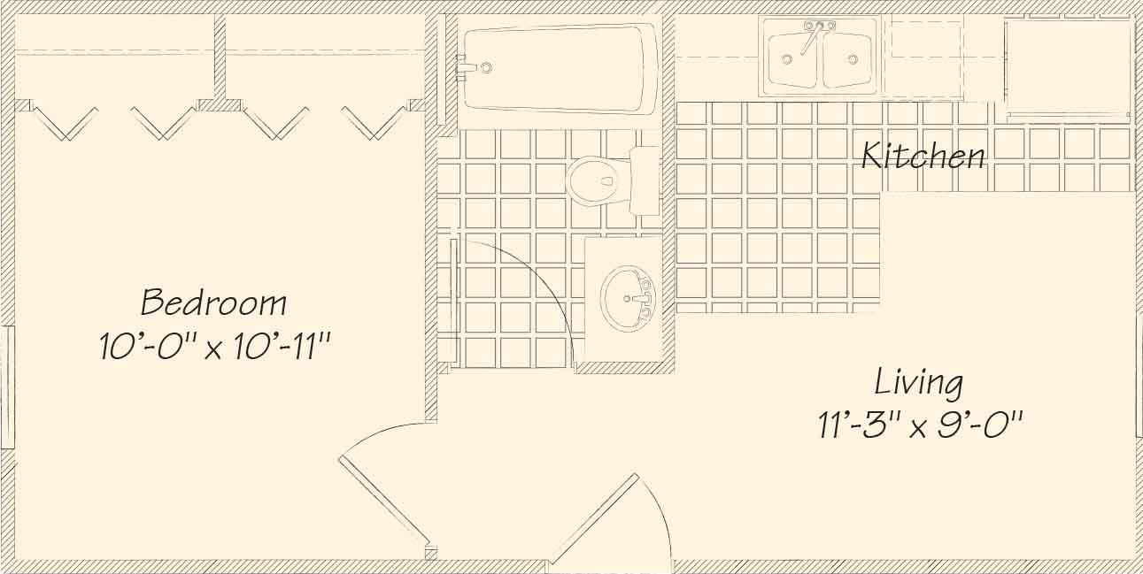 In law suite floorplans wayne homes for In law suite floor plans