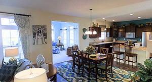 Floor Plan Virtual Tours for Custom Home Building - Wayne Homes