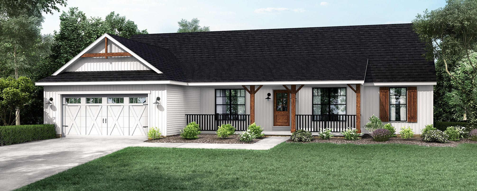 Our Farmhouse Designs Are So Popular We Added 5 More