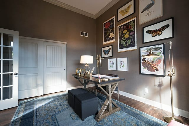 gallery wall trend