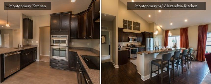 Montgomery Kitchen vs. Alexandria Kitchen