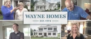 Photo pulled from Wayne Homes Flickr Feed