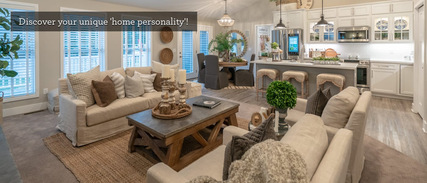 home personality