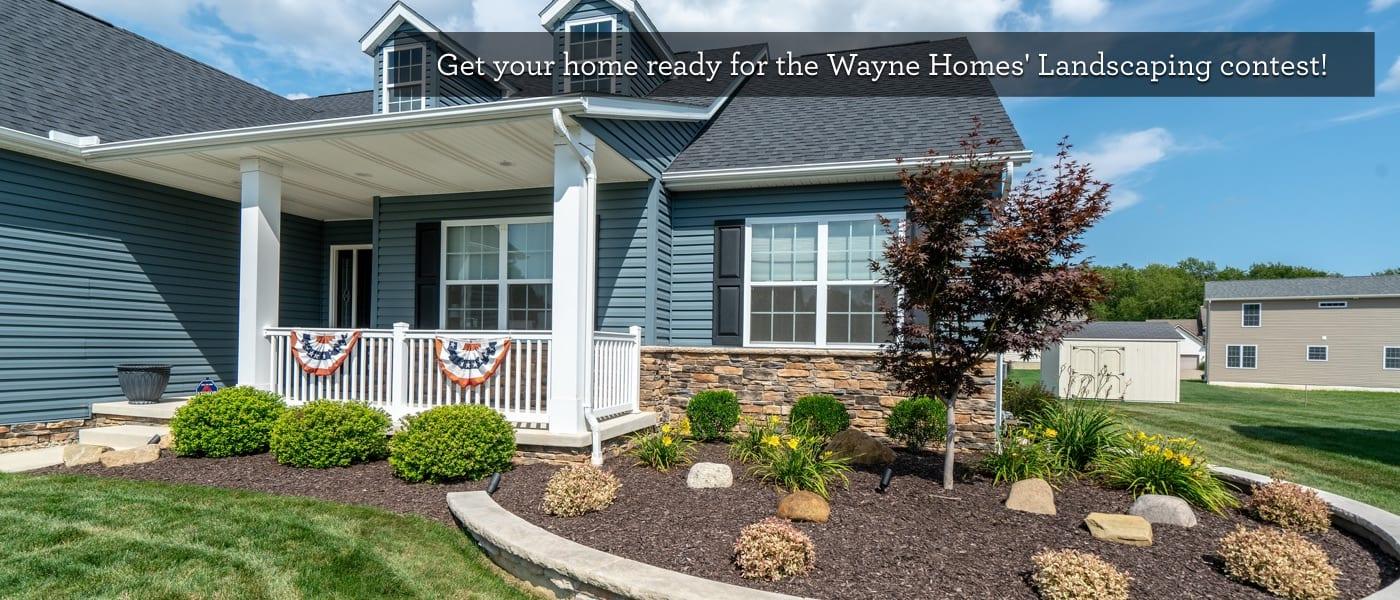 Planning Your Landscape - Wayne Homes