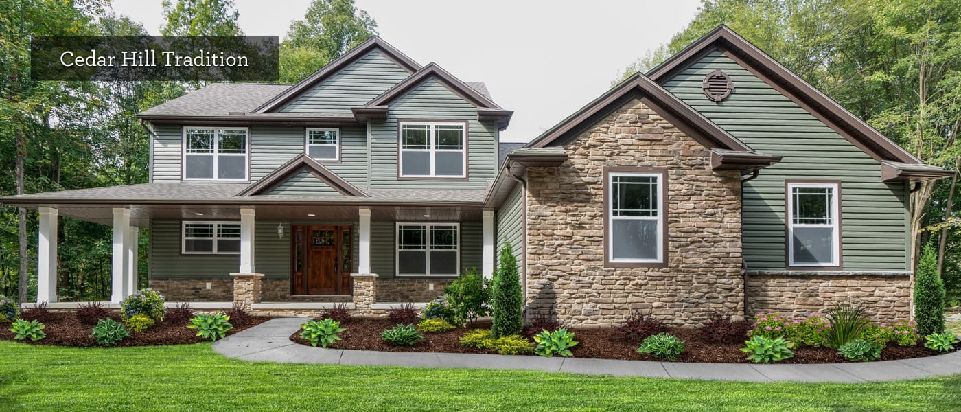 Custom Homes for Growing Families