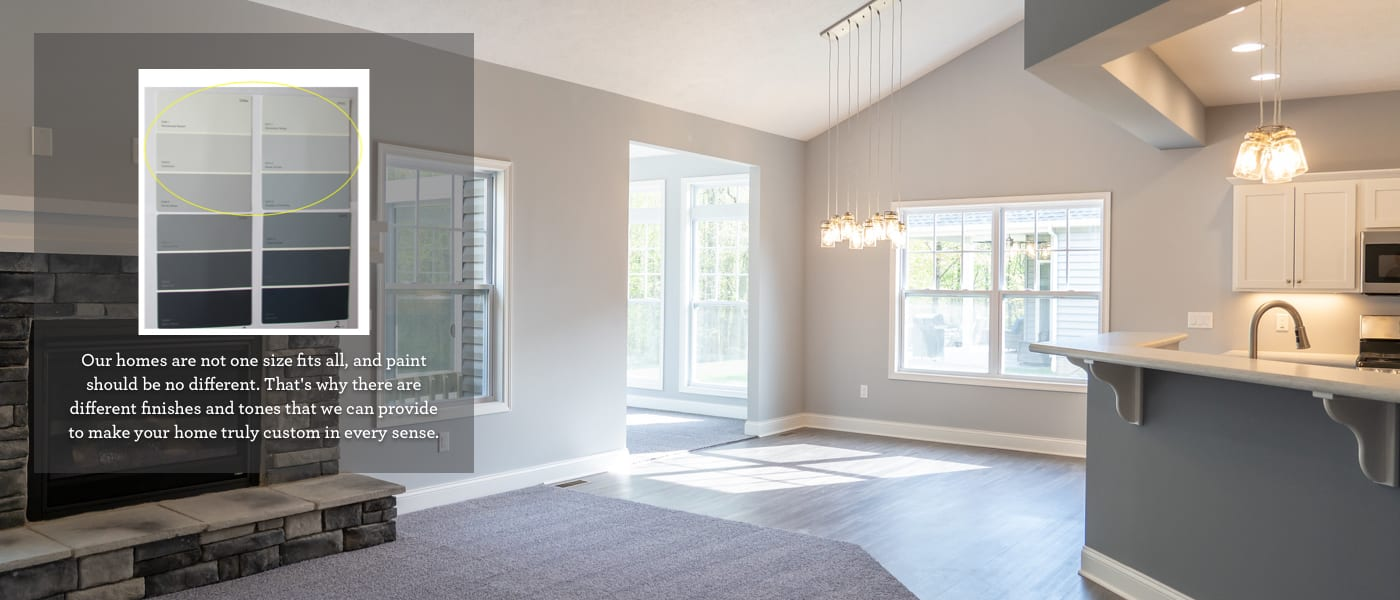 Modern Muted Paint Colors For Your Custom Home Wayne Homes