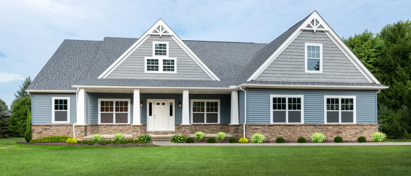 Craftsman Elevation of the Month