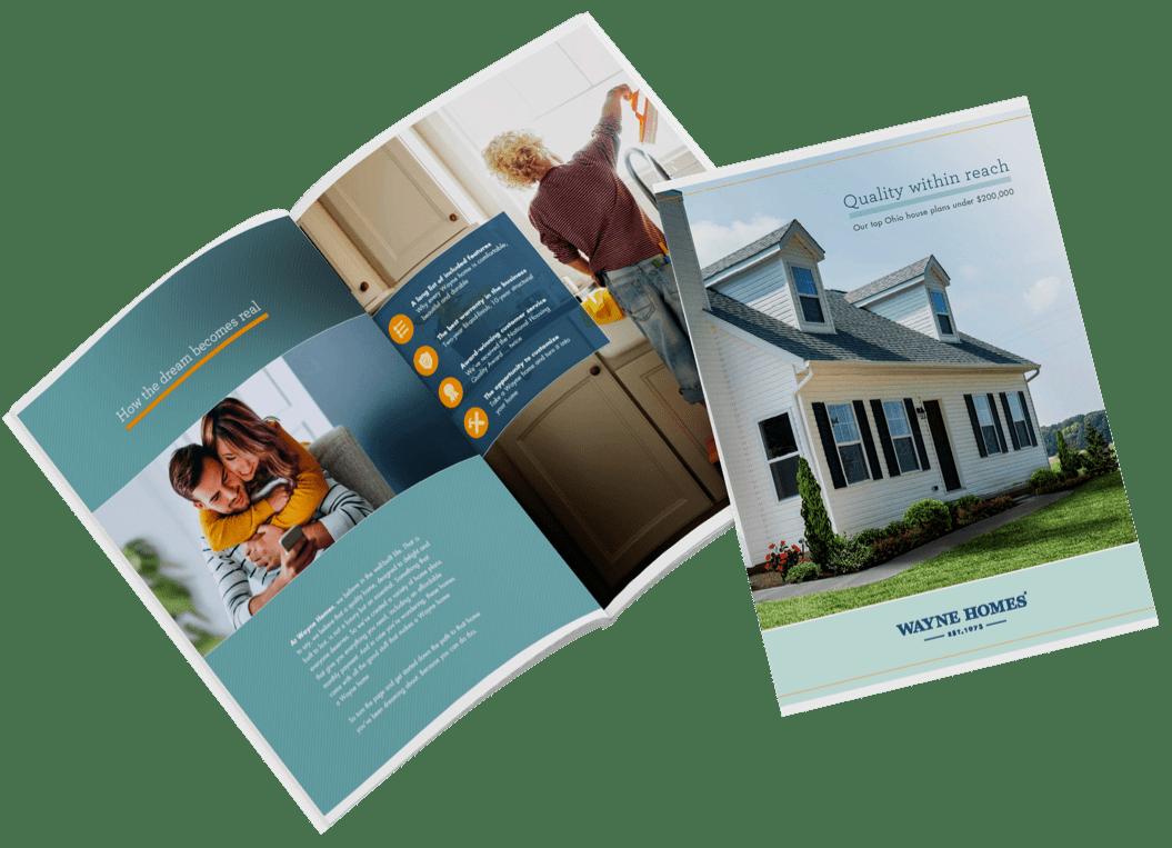 Affordable Plans Brochure