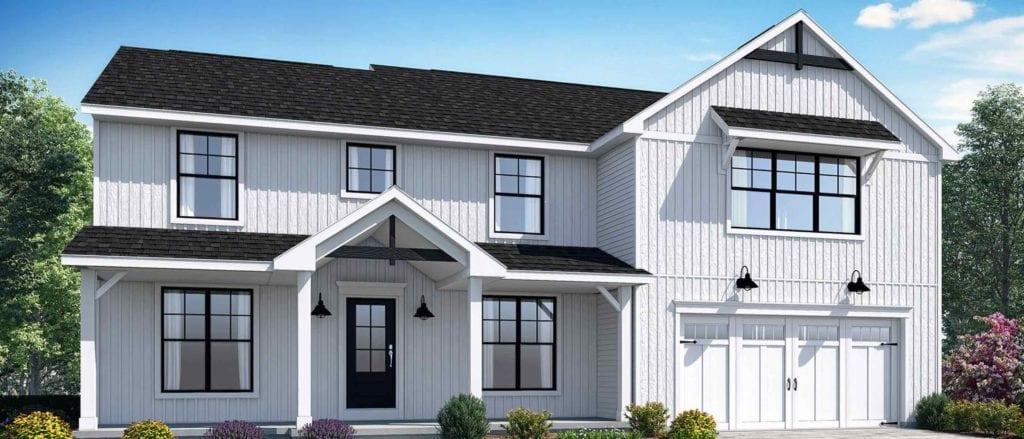 Introducing The Anderson Floor Plan Wayne Homes