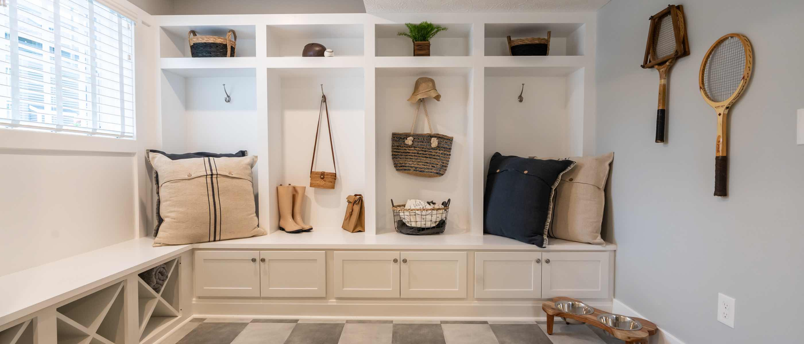 BW_Must Haves for a Modern Mud Room