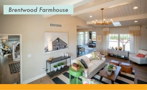 Wayne Homes Brentwood Farmhouse