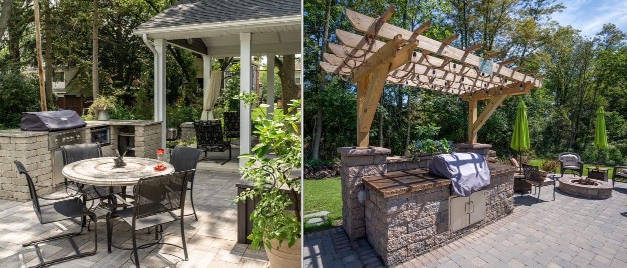 June -Try Al Fresco Dining in Your Backyard