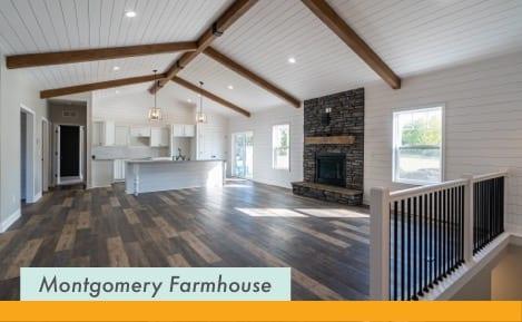 Wayne Homes Montgomery Farmhouse